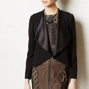 Anthropologie Elevenses Talvi Blazer